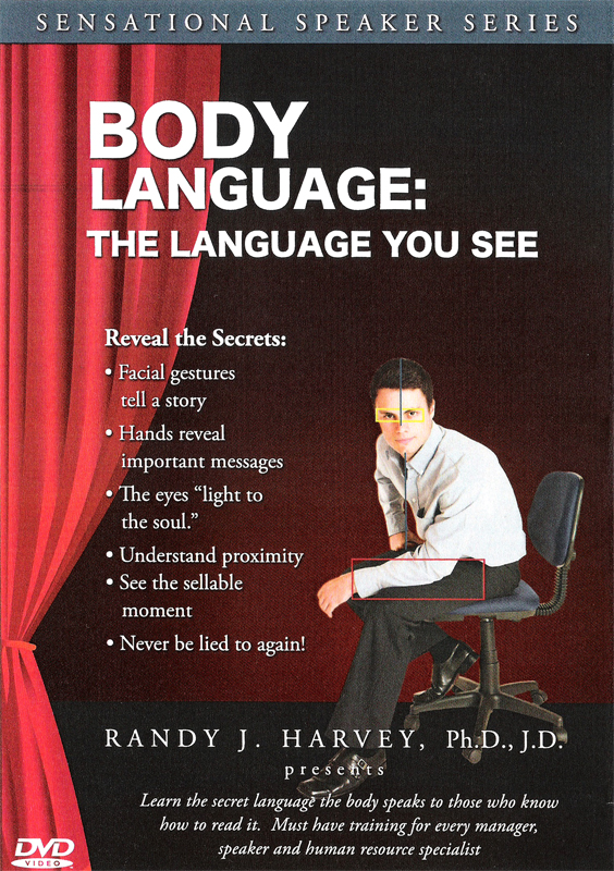 Body Language: The Language You See DVD