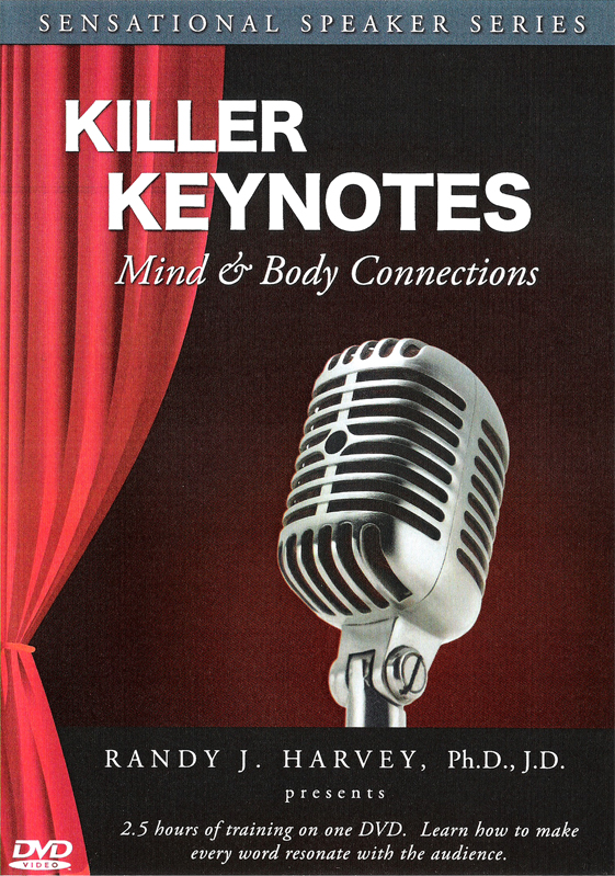 Killer Keynotes: Mind & Body Connections
