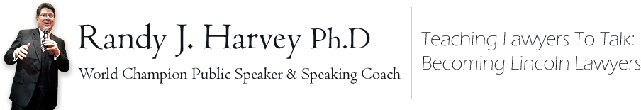 Randy J. Harvey PhD Logo